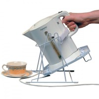 kettle tippers and bottle holders