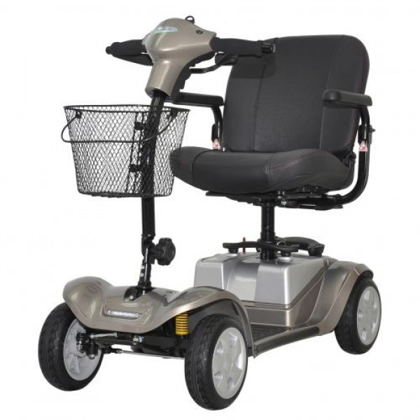 full suspension mobility scooter