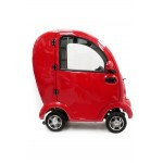 Cabin Car Scooter Red