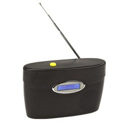 One Button Digital Radio