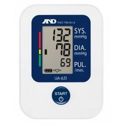 Basic Automatic Blood Pressure Monitor