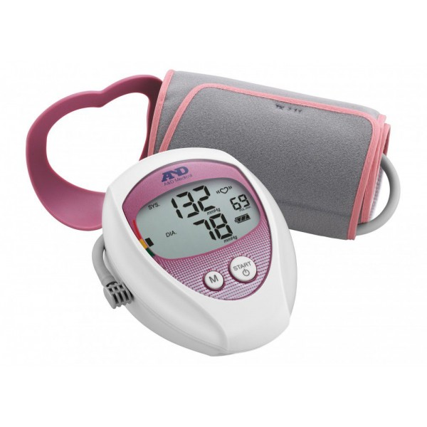 A&D Blood Pressure Monitor Designed for Women