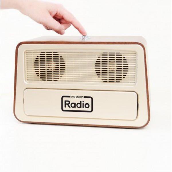 One Button Radio