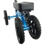 KneeRover® QUAD All Terrain Knee Walker in Metallic Blue