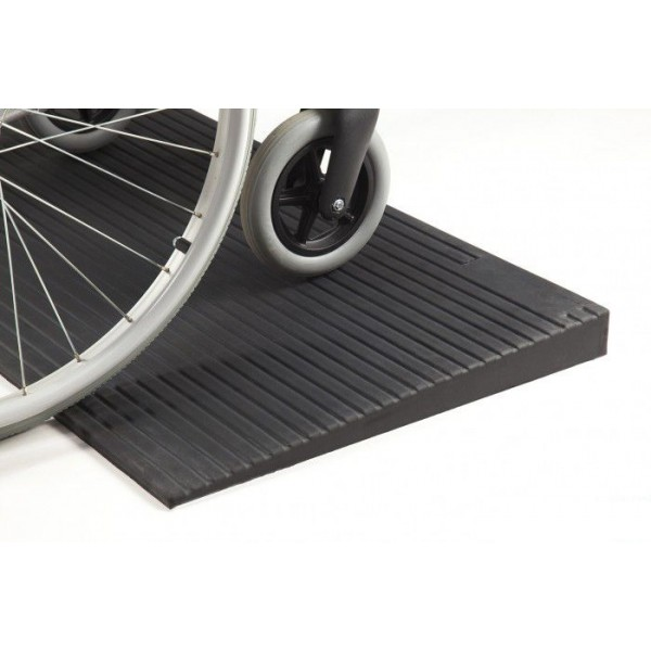 30mm Rubber Threshold Ramp