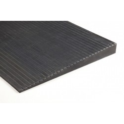 4mm Rubber Threshold Ramp