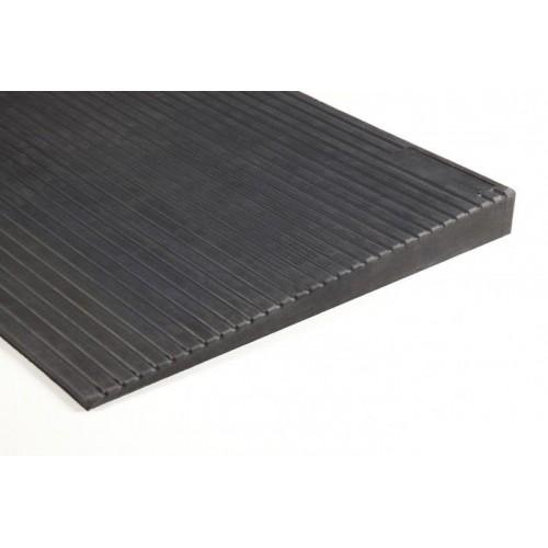 60mm Rubber Threshold Ramp