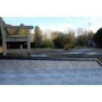 3ft Adjustable Threshold Ramp