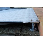 2ft Adjustable Threshold Ramp