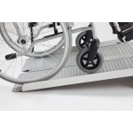 5ft Folding Economy Wheelchair - Scooter Ramp