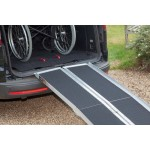 10ft Multi-Fold Split Economy Ramp with Grip Surface