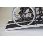 4ft Multi-Fold Split Economy Ramp with Grip Surface