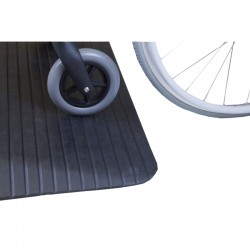 3″ Rubber Threshold Ramp