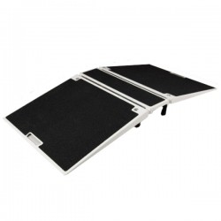 Folding Fibreglass Threshold Ramp