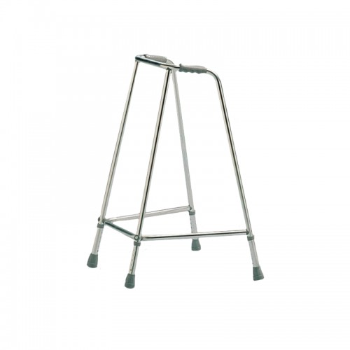 Medium Adjustable Height Walking Frame - Narrow