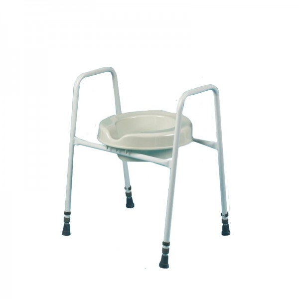 Day's Deluxe Sterling Toilet Frame