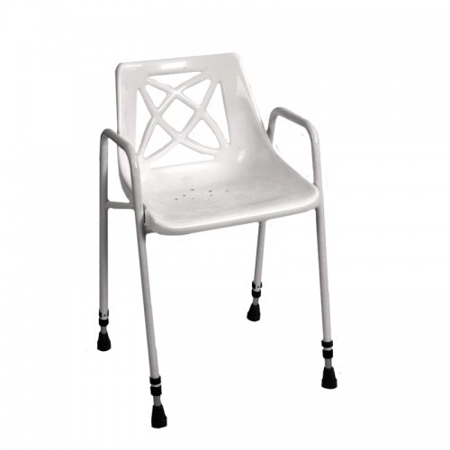 Days Stationary Shower Chair - Height Adjustable