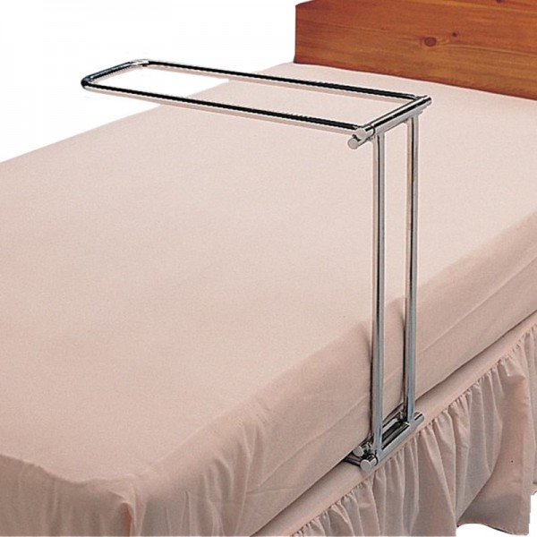 Chrome Folding Bed Cradle