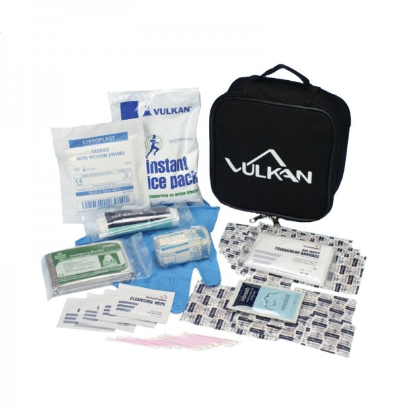 Vulkan® Team First Aid Kit (Bag with (Contents)
