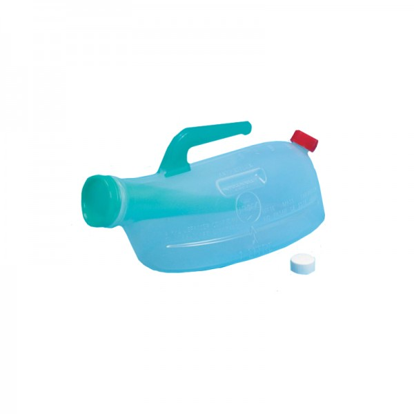 Male Urinal Spillproof With Handle