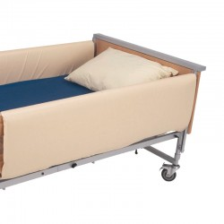 Cot Side Bumpers Full Length Pair