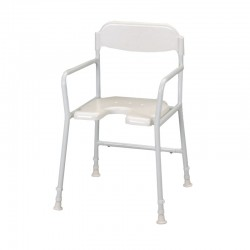 Days Shower Chair White