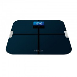 BODY ANALYSIS SCALE BLACK  - BLUETOOTH 40423