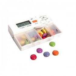 Tabtime 4 Daily Pill Timer