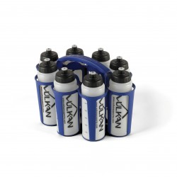 Vulkan Sports Bottles and Carrier