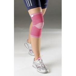 Vulkan® Advanced Elastic Pink Knee Support