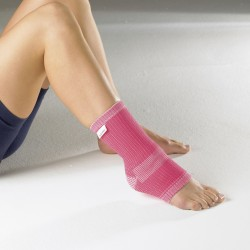 Vulkan® Advanced Elastic Pink Ankle Support