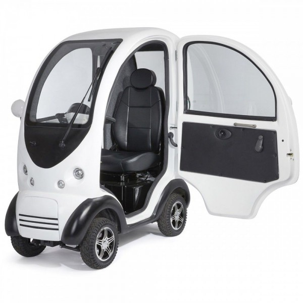 cabin car mobility scooter