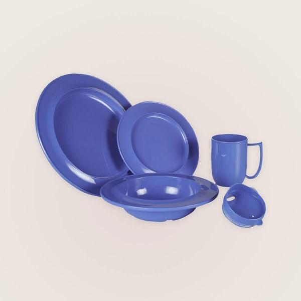 Adaptive Crockery Set – Blue