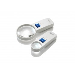 Round Led Magnifier - 7.5cm