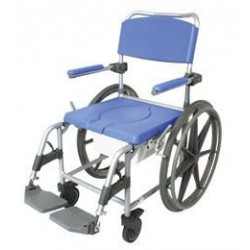 Days Deluxe Shower Commode Chairs Self Propelled
