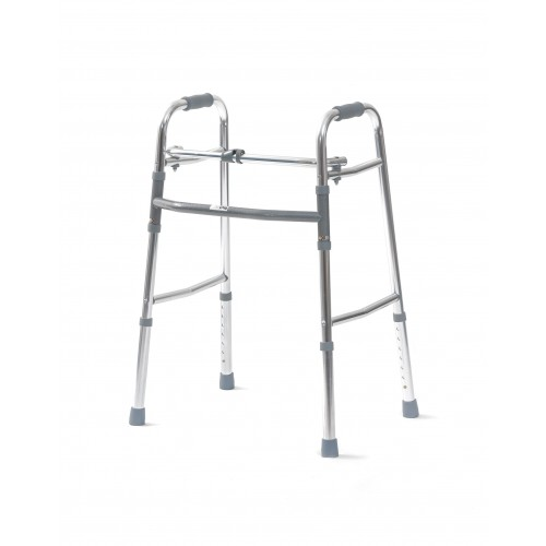 Folding Adjustable Walking Aid