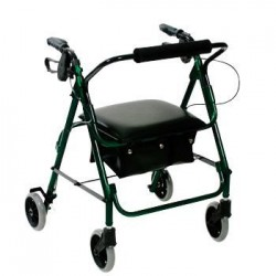 Low Seat Lightweight Rollator