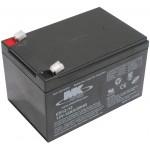 12V - 12ah Battery
