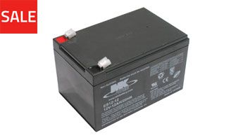 12amp gel battery
